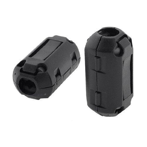 2-x-noir-et-de-reduire-le-bruit-filtre-de-ferrite-pour-cable-diametre-6-mm