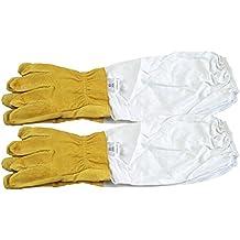 Wählen Sie Ihre Größe Handschuhe der Imkerei belüfteten Kinder