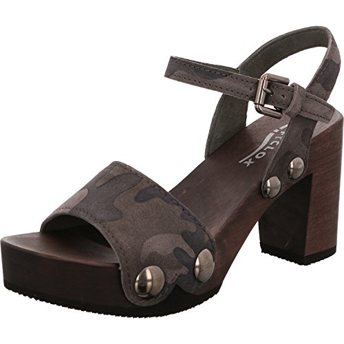 Softclox Sandale grau mode