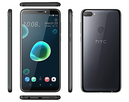 HTC Desire 12 + (Cool Black, 3GB RAM, 32GB Storage)