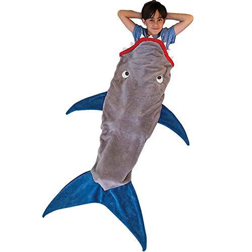 Shark Tail Manta- Manta-saco caacute,Doble Polar
