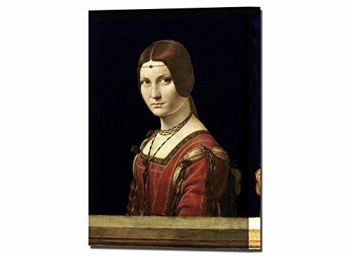 Ritratto di una donna dalla corte di