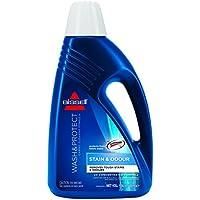 BISSELL Aceite de limpieza Wash & Protect Stain and Odour - para ser usado con limpiadoras de alfombras