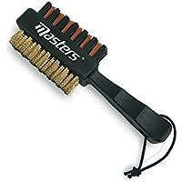 Masters Opti - Cepillo para palos de golf negro negro Talla:talla única
