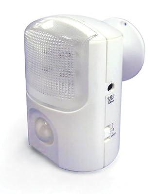 Lifemax Mobiles LED-Nachtlicht 897 mit Bewegungs- und Lichtsensor von Lifemax bei Lampenhans.de