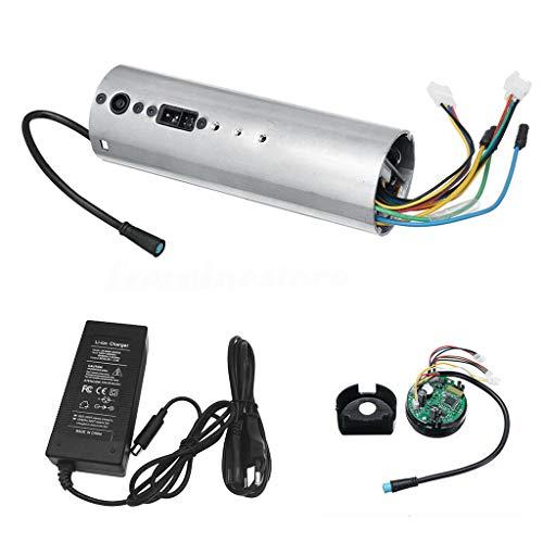 Hahuha  Circuit Board Control Dashboard & Ladegerät für Ninebot ES1 ES2 ES3 ES4 Scooter