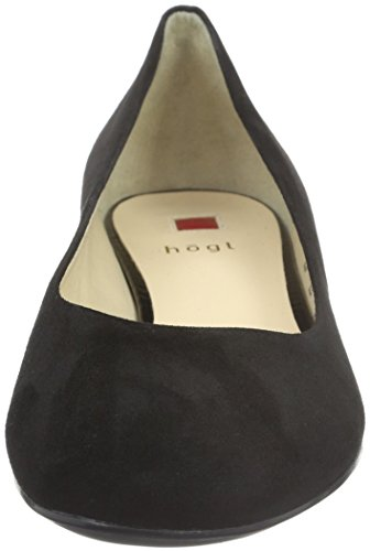 Högl2- 18 3002 - Scarpe con Tacco Donna Nero (Schwarz (0100))