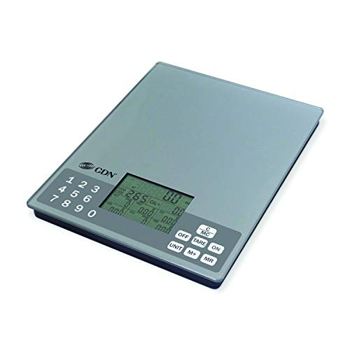 CDN Digital Nutrition Scale, 11 lb. SD1106-1
