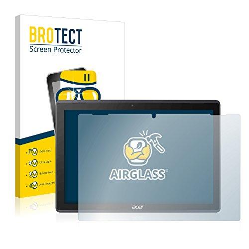 BROTECT Panzerglas Schutzfolie für Acer Switch 3 - Flexibles Airglass, 9H Härte