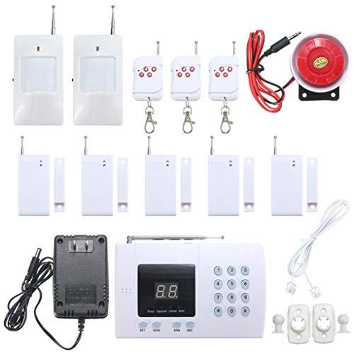 Yongse K05 PSTN 99 Zonen Wireless PIR Home Security Einbruchmeldeanlage Auto Dialer Auto Dialer-alarm-system
