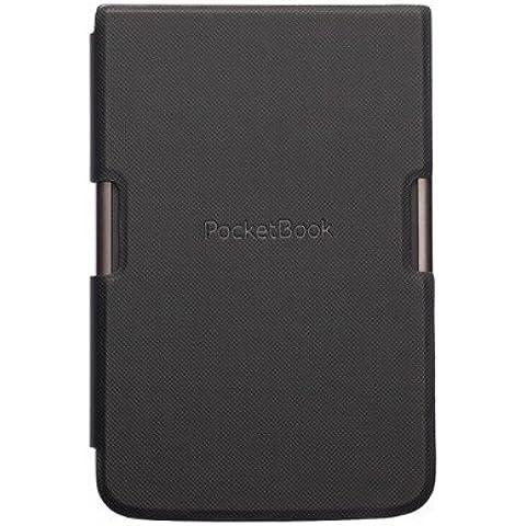 Para cubrir PocketBook 650 Imanes / Ultra Excelente Calidad de color Negro original del diseño único Nueva
