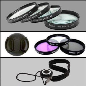 Professional Filter Kit For Nikon AF Zoom-Nikkor 80-200mm f/2.8D ED Lens  available at amazon for Rs.13458