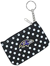 NFL Baltimore Ravens Coin/ID Purse