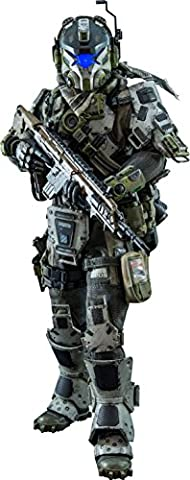 TITANFALL IMC Battle Rifle Pilot 1/6 Scale ABS&PVC&POM Painted Action FigureTHREEZERO