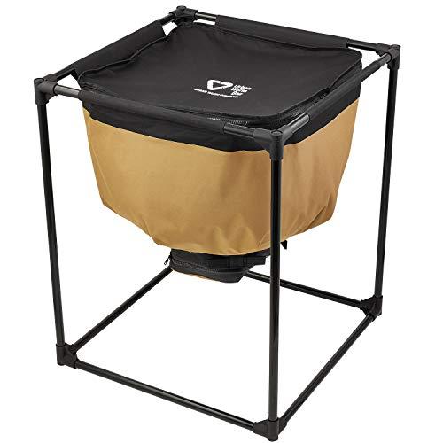 WORMSYSTEMS Urban Worm Bag - Wurmkomposter zum Kompostieren von Biomüll und Erzeugung von belebten Wurmhumus mithilfe von Kompostwürmer - weltweit Beste...
