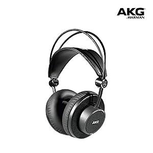 AKG K245 Open-back Professional Foldable Studio Headphones