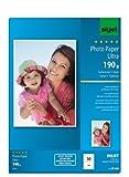 Sigel IP669 InkJet Fotopapier Ultra, A4, 50 Blatt, seidenmatt, extrem lichtbeständig, 190 g