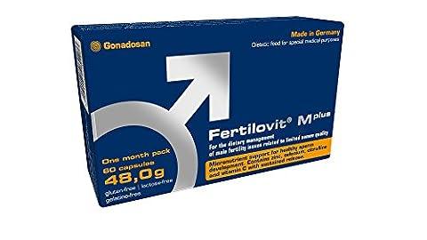 Fertilovit M plus | 60 capsules