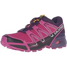 Salomon L38310600, Zapatillas de Trail Running para Mujer