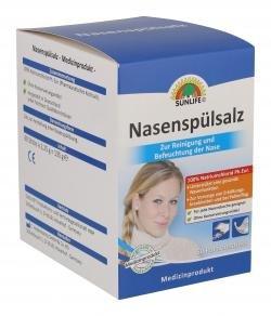 Nasenspülsalz SUNLIFE® 60 Portionssticks