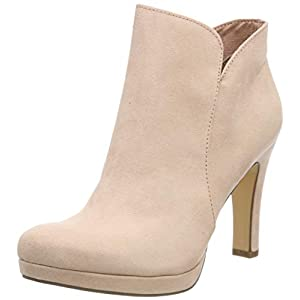 Tamaris 1-1-25316-22 Damen AnkleBoot,Stiefel,Halbstiefel,Bootie,hoher Absatz,sexy,feminin,Touch-IT