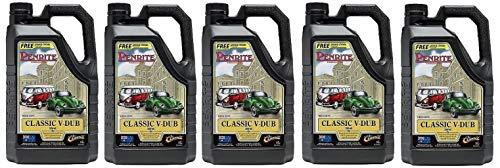 Penrite Classic V-Dub 20W-60 - Olio per Motori VW e Porsche, 25 Lit