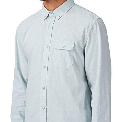 Herren Hemd lang DC Bover Shirt LS winter sky