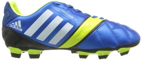 adidas  Ntrocharge 2.0 Trx Fg J,  Scarpe da calcio bambino blu (Bleu (Blue/Electricty/Blanc))