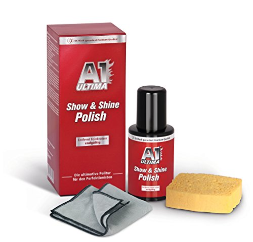 A1 ULTIMA Show & Shine Polish, 250 ml (#2650)