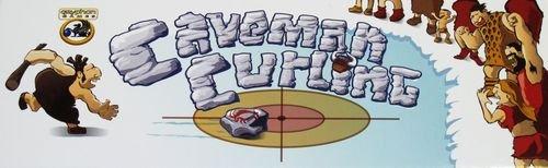 Eagle-Gryphon Games EAG01318 - Brettspiel 'Caveman Curling'