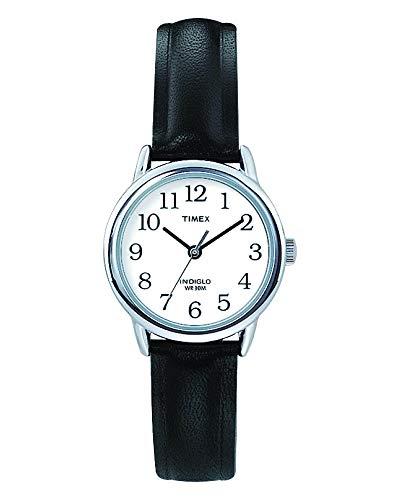 Timex Damen-Armbanduhr Analog Leder T20441PF