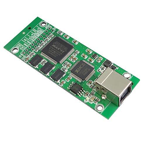 Cikuso Xmos +Cpld U208 Dac Tarjeta Hija Interfaz USB Digital I2S Dsd Salida  Adecuado Ak4497 Es9018 Es9028 Es9038 Dac Tablero del Decodificador