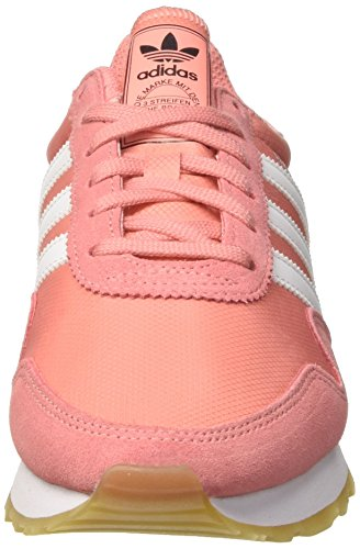 adidas Haven W, Scarpe da Corsa Donna Multicolore (Tactile Rose F17/Ftwr White/Gum 3)