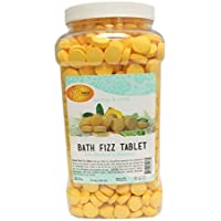 Bath Fizz Tablet (Lemon & Lime) by