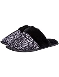 Fralosha las zapatillas calcetines W / ABS 3D animal exclusivo de zapatillas (Negro) vN0ucuqBui