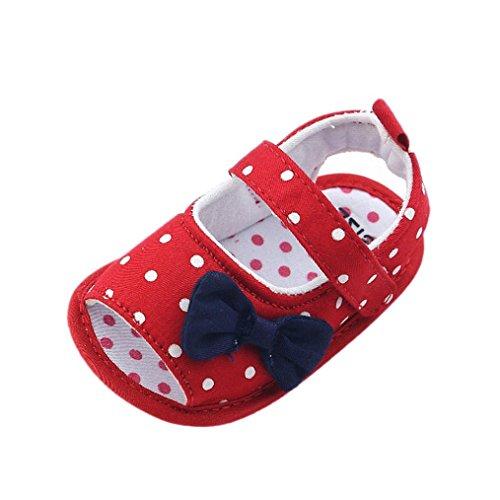 Zapatos Bebé prewalker verano Xinantime