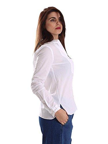 BLOUSE WHITE FEMMES PEPE JEANS ROMY Bianco