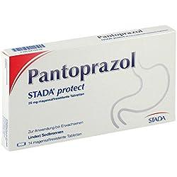 Pantoprazol STADA protect 20mg 14 stk