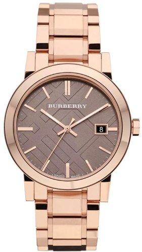 Burberry Rose Gold-Tone Ladies Watch BU9005