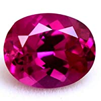 Natural Red Ruby Stone Weight 5.45 Carats Size 12.70-8.85-6.26 MM With Salad Identification Card 9