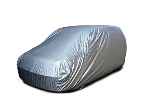 MegaMind Silver Matty Car Body Cover For Maruti Suzuki Alto