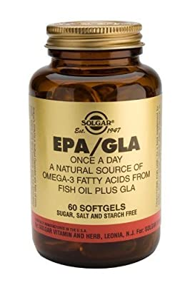Solgar-One-a-Day EPA/GLA Softgels 60 from Solgar Vitamins and Herbs