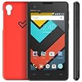 "Energy Sistem Phone Neo Lite - Smartphone con Protection Kit, 4"" IPS, Quad Core, 1 GB, Android 5.1, Dual SIM, cámara Trasera de 5 MP con autofocus y Flash LED, Color Negro"