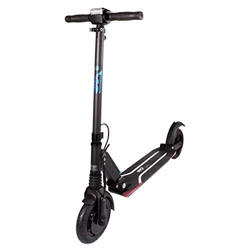 Trottinette lectrique SXT Scooters Light Plus Facelift Noir Mat Vitesse 25km/h