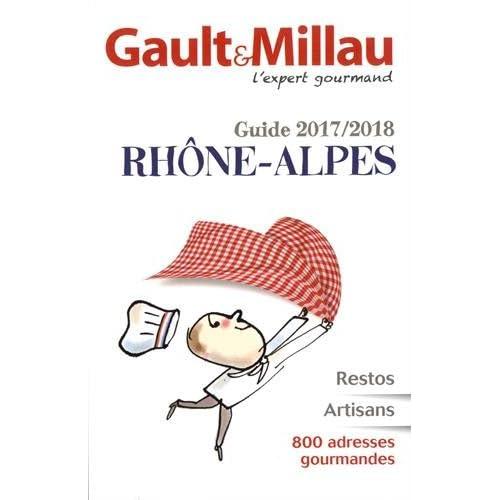 Guide Rhône-Alpes 2017/2018