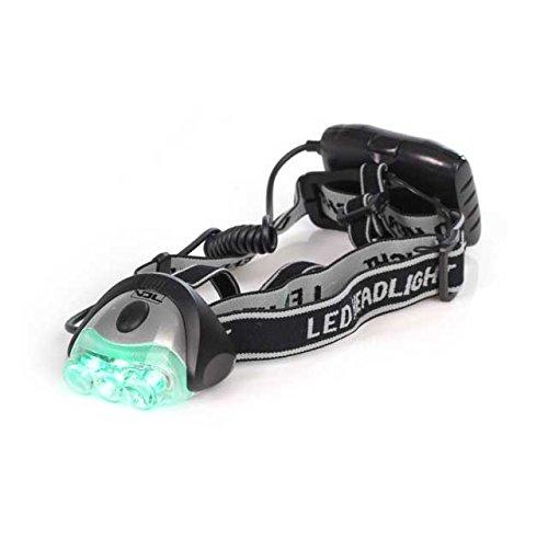 Linterna Frontal LED Luz Verde Cultivo Green Eye Unicorn