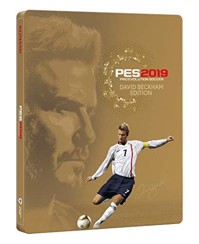 PES 2019 - David Beckham Edition - PlayStation 4 [Edizione: Regno Unito]