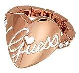Guess Ring ubr11103Farbe Rose 'Herz Logo