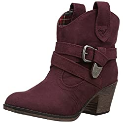rocket dog satire women's western boots - 41w9Oe9RlaL - Rocket Dog Satire Women's Western Boots