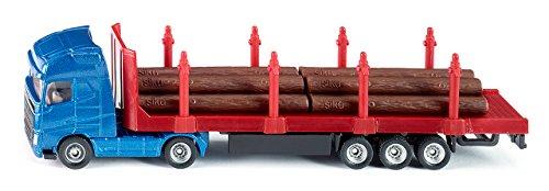 Siku 1659 - Holz-Transport-LKW